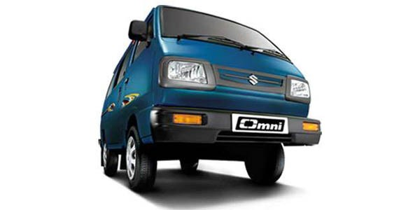 maruti suzuki Omni LPG BS-III
