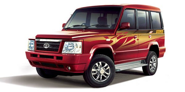 tata Sumo Gold CX BS-III
