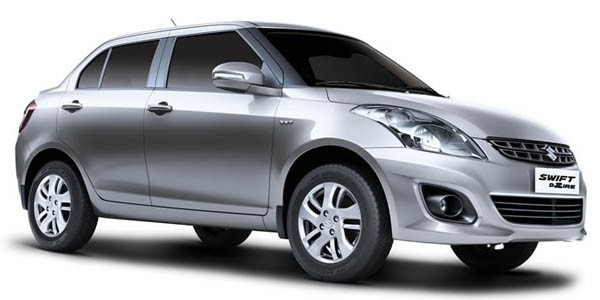 Maruti Suzuki Swift Dzire Car Color Variants Options Available In