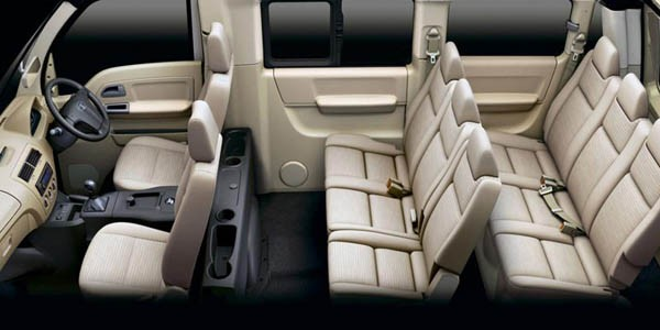 Tata Venture GX 8 Seater Features,Price, Specifications, Test Drive ...