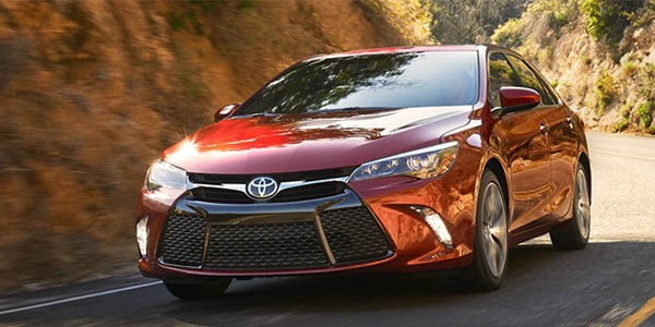 toyota Camry 2.5L AT