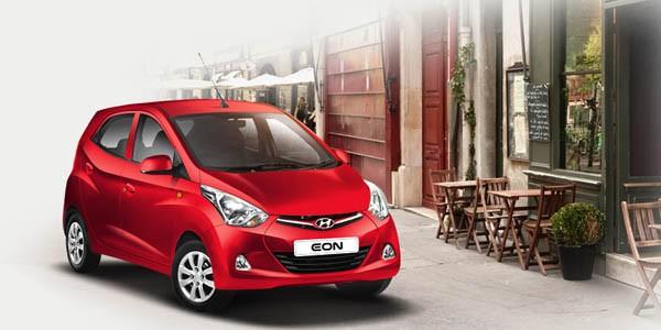 Hyundai Eon D-Lite