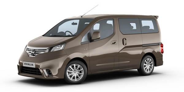 Nissan Evalia Evalia