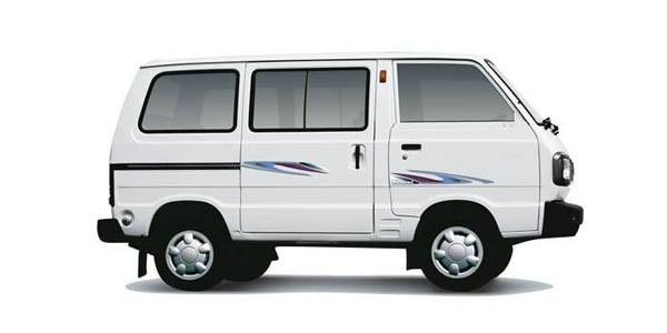 Maruti Suzuki Omni 5 STR BS-IV