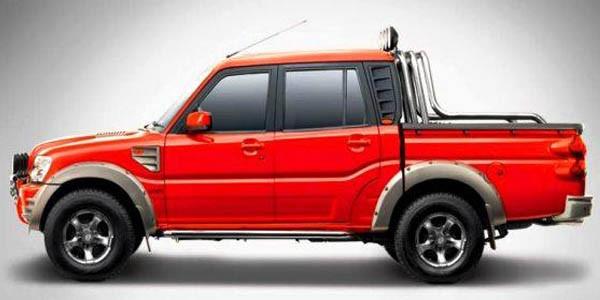 mahindra Scorpio Getaway 2WD
