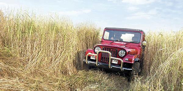 Mahindra Thar DI 2WD