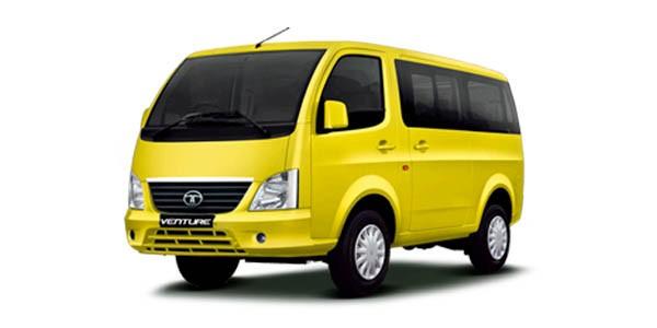 tata Venture LX 7 seater