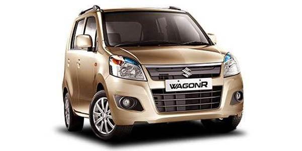 Maruti Suzuki Wagon R 1.0 Vxi ABS