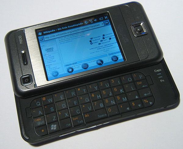 Glofiish M800